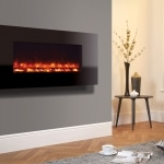 Celsi Electriflame Piano Black 1.5kW