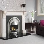 Durham Surround with Anson Full Polished Cast
