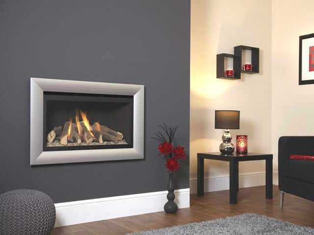 Superb Fire In Wall Part - 8: Flavel Rocco HE 4.2kW