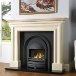Hexham Surround with Anson Integra Black Cast