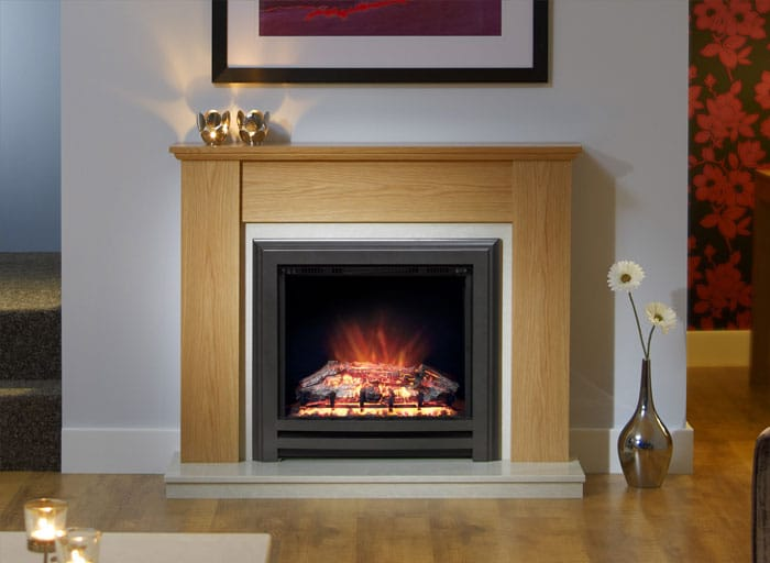 Marble Fire Surround >> Electric Suites - Northern Flame - The Fire & Stove Specialists